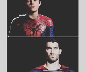 superman, spiderman, and teen wolf image