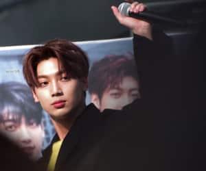 boyfriend, kwangmin, and rapper image
