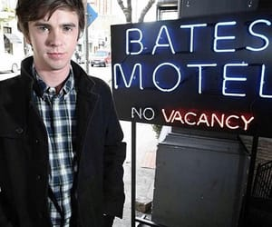 actor, norman bates, and television image