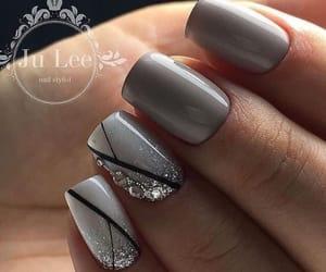 beautiful, black, and grey image