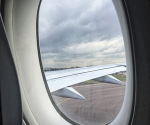 adventure, Airbus, and airplane image