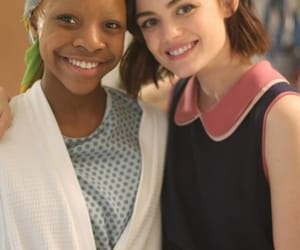 lucy hale and life sentence image