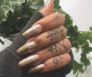 fashion style, inspiration tumblr, and nails goals image