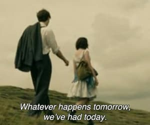 love, movie, and quotes image