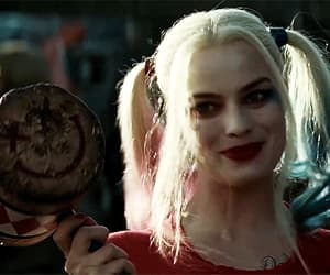 gif, harley quinn, and margot robbie image