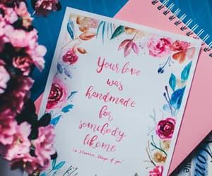 fanart, flowers, and Lyrics image