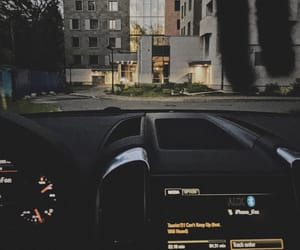 homeless, porsche, and waiting image