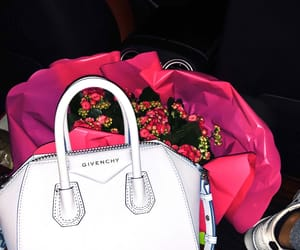 bag, romantic, and style image