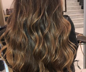 goals, ombre haire, and stylé image