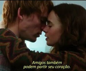 quotes, lily collins, and sam clafin image