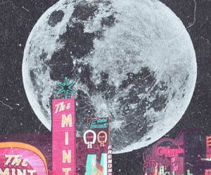 moon, wallpaper, and city image