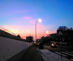 beautiful, city, and light image