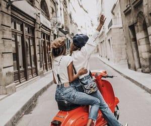bike, journey, and life image