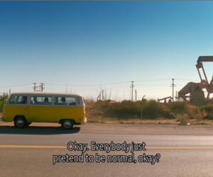 normal, little miss sunshine, and quotes image