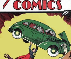 gif, dc comics, and dc comics book image