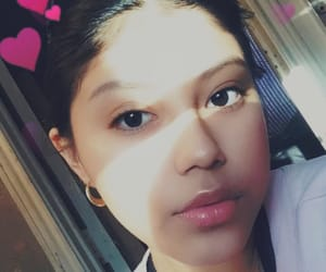 filter, hearts, and mexicangirl image