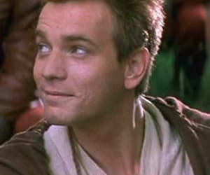 ewan mcgregor, obi wan kenobi, and star wars image