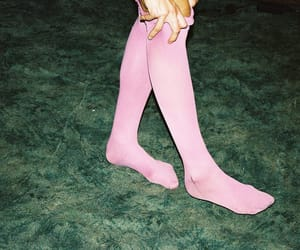 pink and socks image