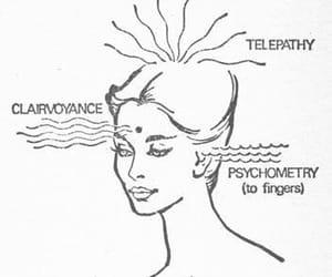 psychic and telepathy image