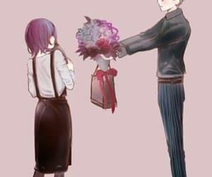 couple and touka kirishima image