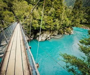 blue, Dream, and new zealand image