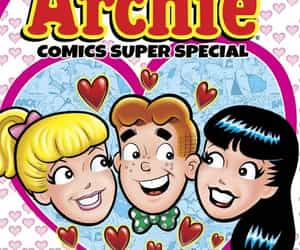 Archie, Betty, and comic image