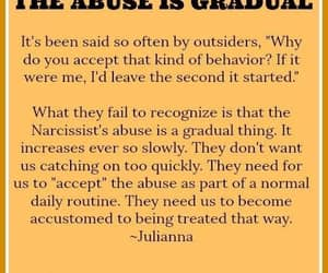 abuse and narcissism image