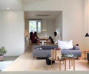 interior, minimal, and minimalism image