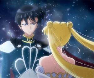 anime, usagi tsukino, and princess serenity image