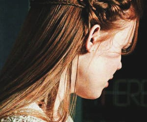 aesthetic, hairstyle, and lydia martin image