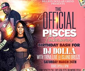 graphixfly, brithday bash, and trina live image