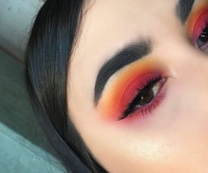 makeup, style, and beautiful image