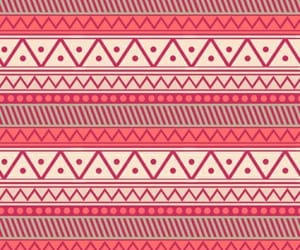 aztec, red, and trival image