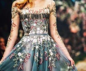 dress, disney, and fairytale image