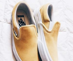 shoes and yellow image