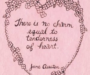 quotes, heart, and jane austen image