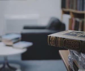 book and muslim image