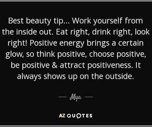 beauty, motivation, and positivity image