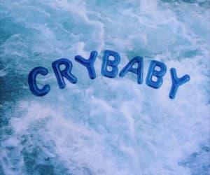 crybaby, melanie martinez, and blue image