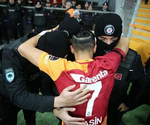 soccer and galatasaray image