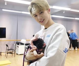 justin, yuehua sprouts, and idol producer image