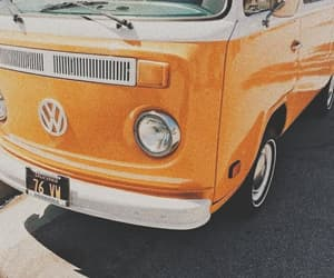 beautiful, beauty, and volkswagen image