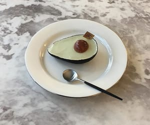 marble, simple, and avacado image