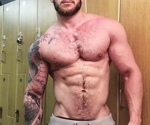 Hot, hot guy, and sexy image