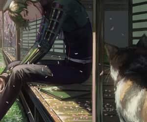 animal, anime, and neko image