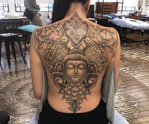 black, Tattoos, and nero image