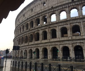 aesthetic, aesthetics, and colosseum image