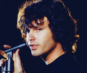 Jim Morrison, the doors, and gif image