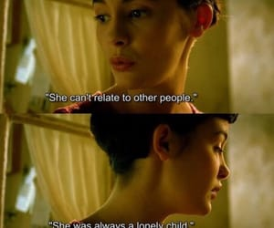 amelie, lonely, and movie image