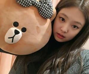 bear, selca, and selfie image